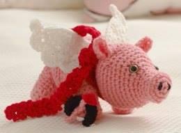 cu-pig crochet