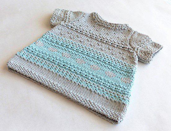 2 Robe Clara knitted dress