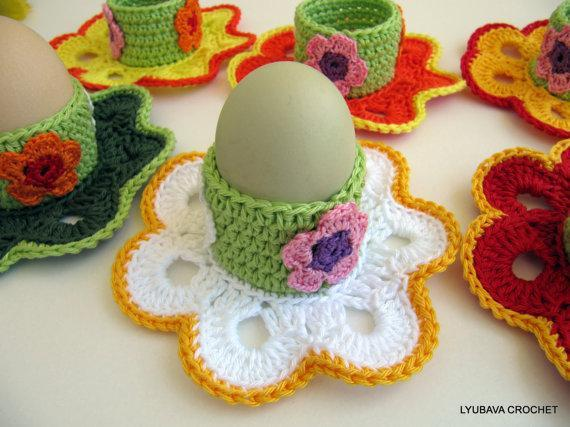 Knitting by Post April the Easter Egg Knitting Pattern