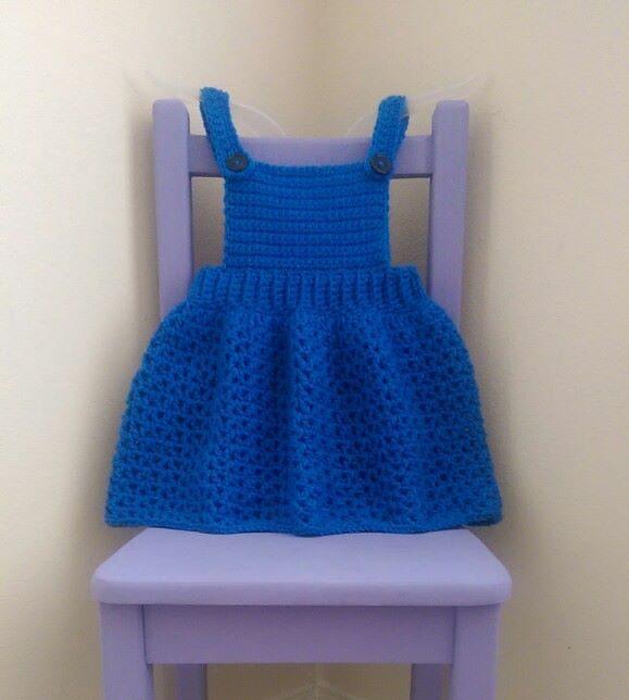 3 Overall Dress