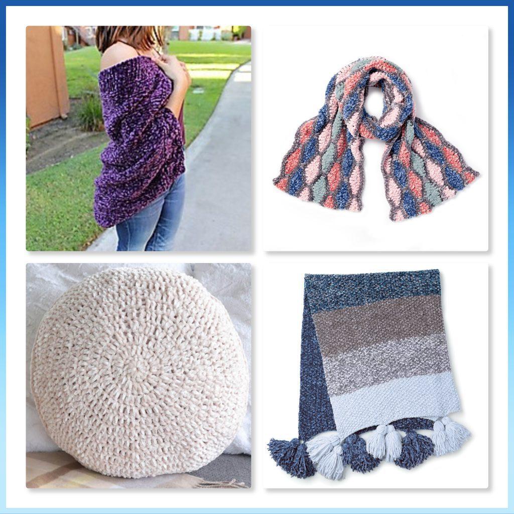 Bernat Velvet Valentine Crochet Bear - Repeat Crafter Me | 1024x1024