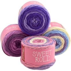 Sweet rolls premier yarns